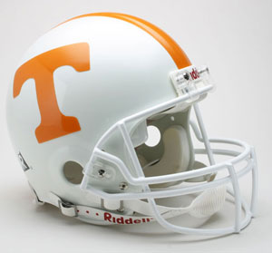 Tennesse Volunteers Authentic Full Size Pro Line Riddell Helmet